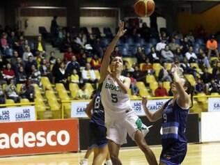 Comandadas do técnico Luís Zanon venceram a seleção argentina por 76 a 66