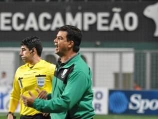 Moacir Júnior está confiante no planejamento e na força do grupo alviverde para o resto da temporada