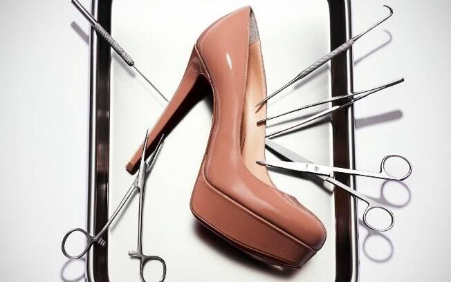 Cirurgias estéticas para os pés crescem nos EUA - motivo? Usar os cobiçados sapatos da moda