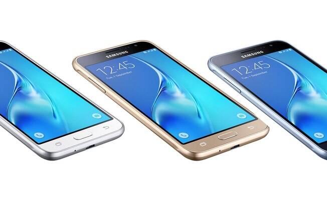 O Galaxy J3 continua um sucesso apesar de ter sido lançado a quase 1 ano.