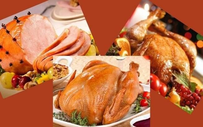 Os três tipos de carne natalina têm suas diferenças e maneiras de comprar, veja qual é a melhor aqui!