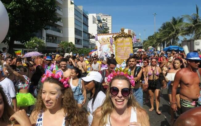 Foliões do Rio de Janeiro