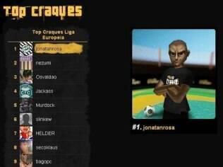 Joga Craque: um dos mais populares no Orkut