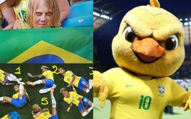 Memes da Copa do Mundo 2018: Feiticeiro do Hexa, Neymar e Canarinho Pistola