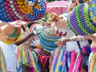 Juventude Bronzeada encheu as ruas da capital de cores e beleza na festa