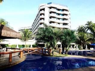 Maceió Atlantic Suites fica na praia de Jatiúca