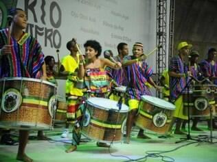 Festival de música afro homenageia os 450 anos do Rio de Janeiro
