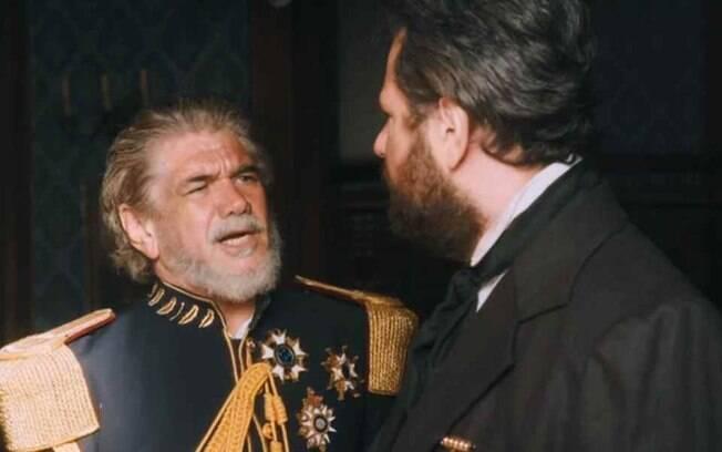 Nos Tempos do Imperador: Caxias inimigo? Militar dá golpe e cria plano para separar Dom Pedro II de Luísa