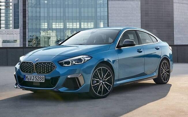 BMW Série 2 Gran Coupé: Esportivo com proposta de ser um modelo de uso cotidiano