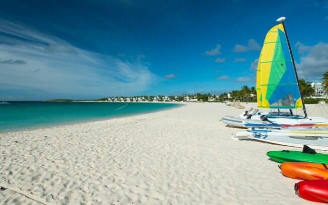 Anguilla foi eleita a melhor ilha do Caribe e é a favorita de diversas celebridades