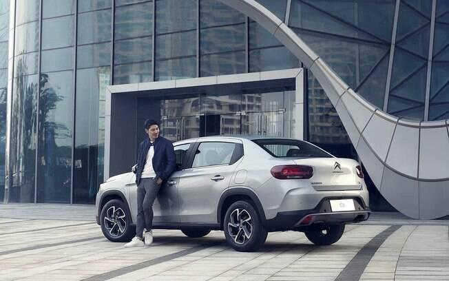 Citroën C3L: apesar do sedã compacto ter sido registrado no Brasil dificilmente o modelo será  vendido no País
