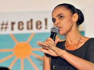 A Rede Sustentabilidade, idealizada pela ex-senadora Marina Silva, poderá ser prejudicada caso a proposta seja aprovada