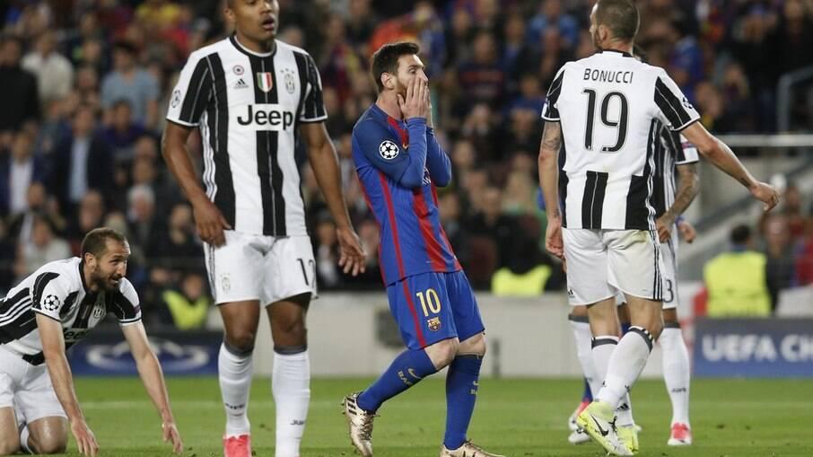 Juventus e Barça podem realizar troca de jogadores