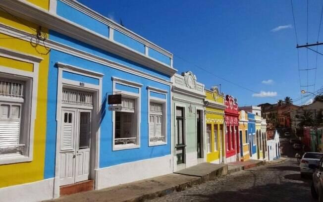 Olinda é considerada cidade-irmã de Recife