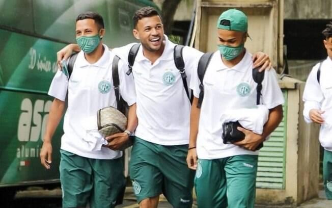 Guarani terá quatro desfalques para jogo deste domingo