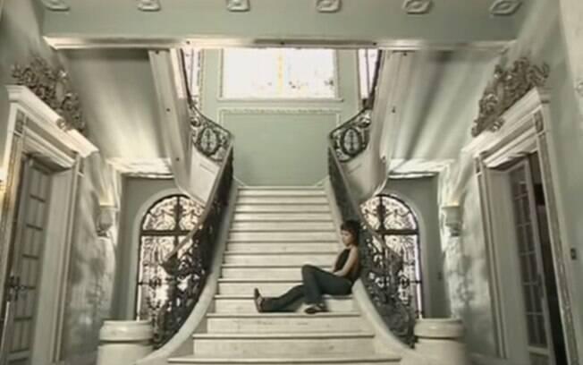 Além de Pabllo Vittar, Marjorie Estiano também já gravou no Palácio dos Cedros