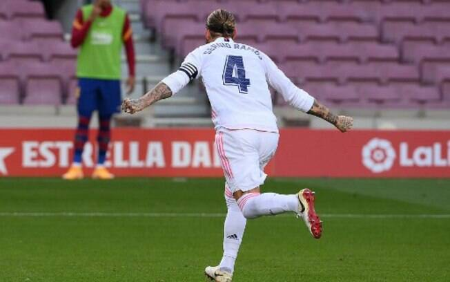 Paris Saint-Germain propõe três anos de contrato para Sergio Ramos