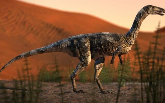 Espécie de dinossauro é descoberta no Paraná