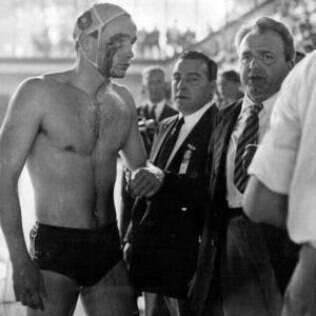 Partida de pólo aquático entre Hungria e Rússia terminou em sangue nas Olimpíadas de 1956