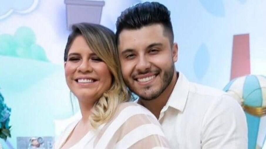 Marília Mendonça e Murilo Huff