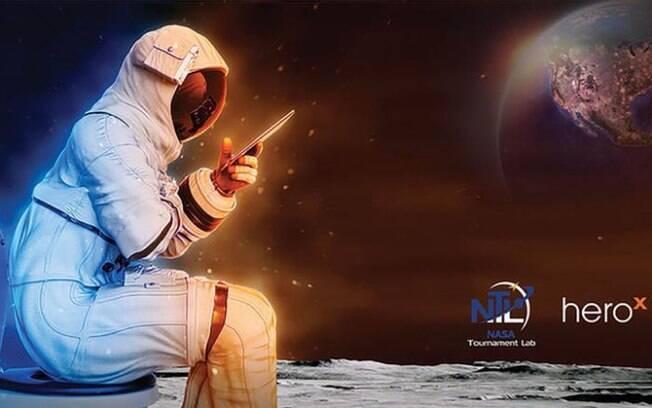 Nasa está buscando novos projetos para um banheiro que funcione na lua