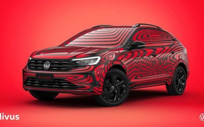 VW Nivus. Foto: Divulgação