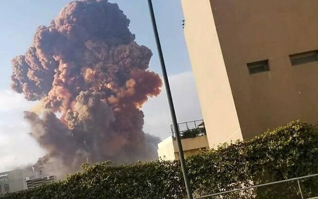 O incidente deixou mais de 200 mortos e 6.500 feridos em agosto