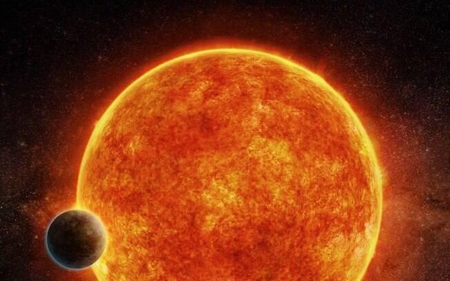 Exoplaneta rochoso que orbita estrela anã vermelha pode ter água líquida e sustentar a vida como conhecemos