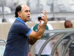 Marcelo Oliveira quer ver seus comandados pressionando o adversário