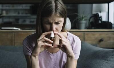 Perda de olfato pode durar por até dois meses após a recuperação