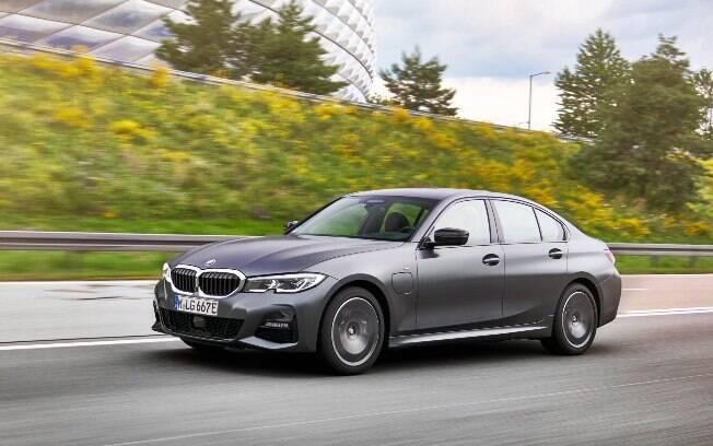 BMW 330e MSport une soluções de eficiência com o desempenho característico do modelo