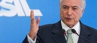Temer pressiona senadores indecisos em semana decisiva do impeachment de Dilma