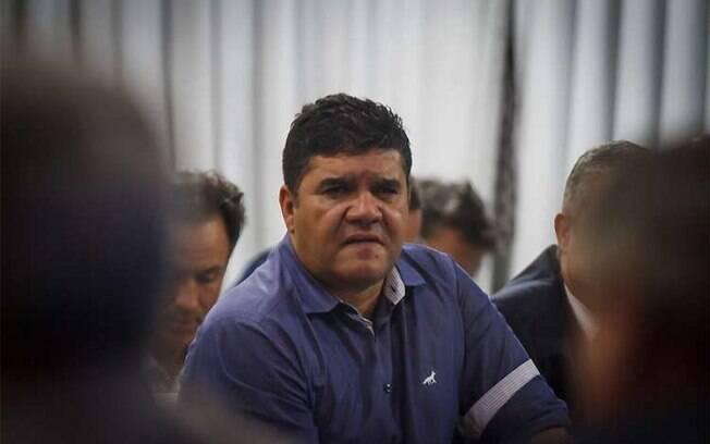 Sérgio Nonato, ex-diretor do Cruzeiro
