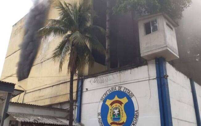Incêndio aconteceu nesta quarta-feira (29)