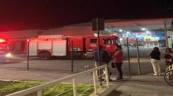 Teto desaba e gera pânico na redação da Record TV no Rio