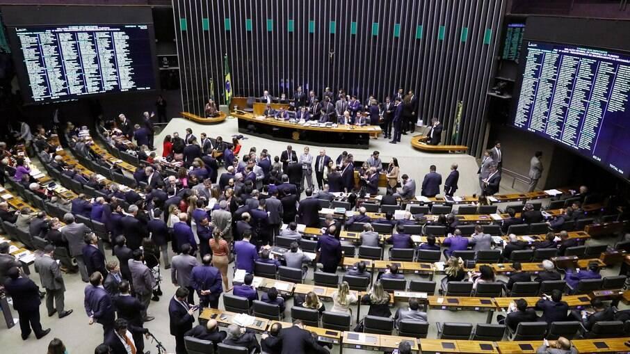 A Câmara dos Deputados tem resistências na oposição e na situação contra a reforma administrativa