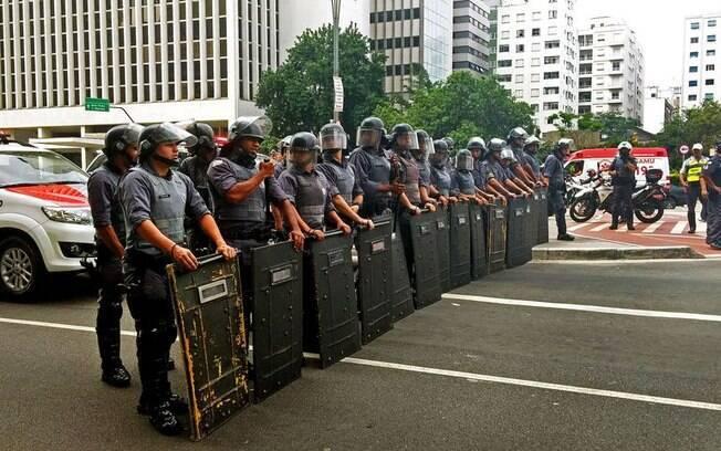 Decisão da Justiça paulista estabelece que a PM terá de apresentar os parâmetros de atuação durante protestos