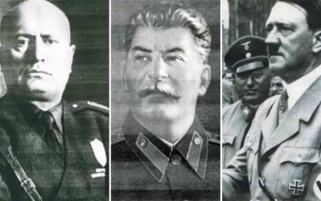Benito Mussolini, Josef Stalin e Adolf Hitler têm em comum a indicação para o prêmio Nobel da Paz; mas nenhum ganhou