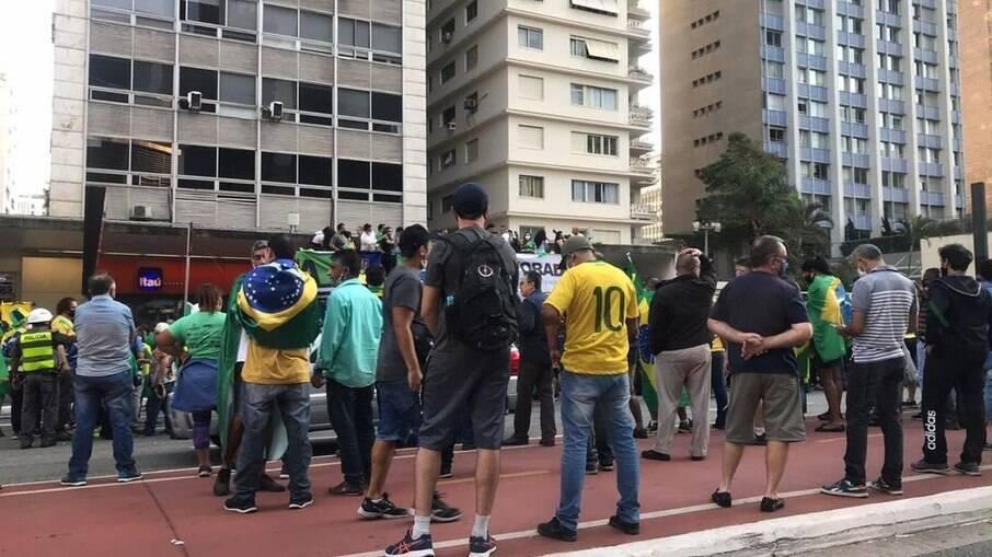 Corregedor quer investigar se houve financiamento nos atos pró-Bolsonaro