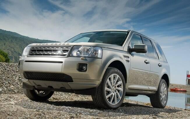 O Land Rover Freelander 2 é um dos SUVs abaixo de R$ 60 mil que você pode comprar entre os carros usados de luxo