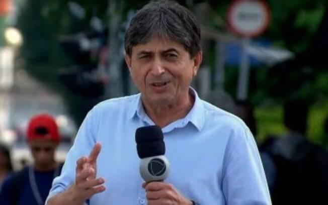 Repórter da Record é acusado de assédio