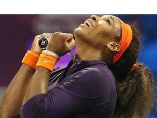 Serena Williams venceu por 2 sets a 0 em 1 hora e 37 minutos de partida