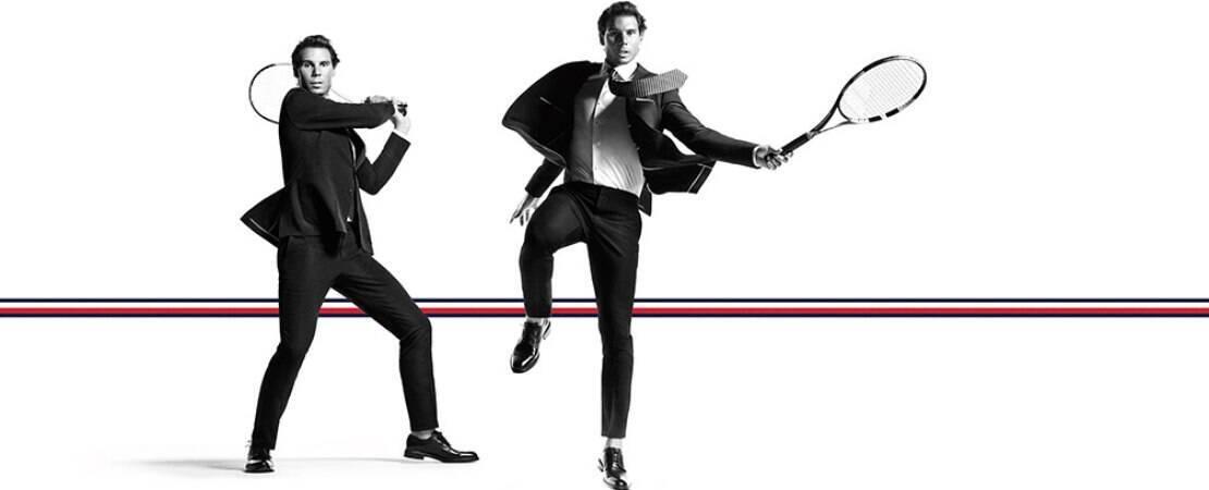 Nova campanha da Tommy Hilfiger tem o embaixador global Rafael Nadal