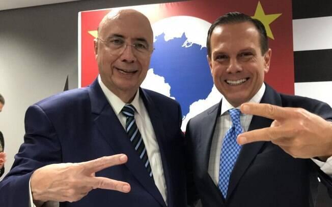 Henrique Meirelles foi último secretário anunciado pelo governador eleito em São Paulo, João Doria (PSDB)
