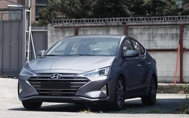 Hyundai Elantra 2019: versão renovada do sedã passa a ter visual mais arrojado e logo deverá chegar ao Brasil