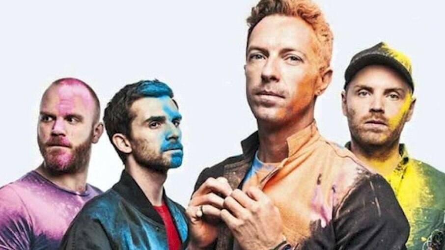 Coldplay estará no Rock in Rio