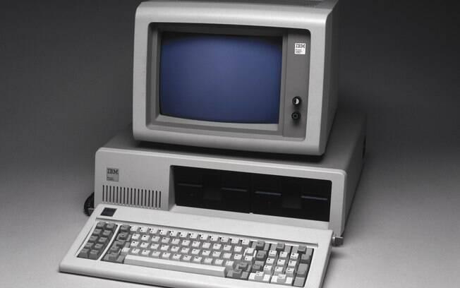5150 PC, criado pela IBM, inaugurou era dos PCs