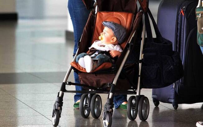Lorenzo, sete meses, filho mais novo de Marcello Antony e Carolina Hollinger Villar