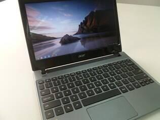 Acer C710-2859 é primeiro chromebook a chegar ao Brasil