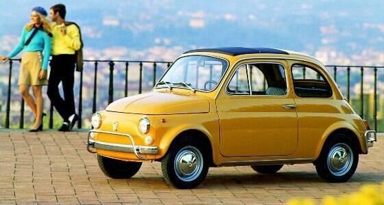 Confira os dez menores automóveis do mundo